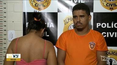 Duas pessoas são presas durante 'Operação Tiro Certo' em São Luís - Operação policial que aconteceu na capital investiga um grupo criminoso envolvido com o tráfico de drogas.