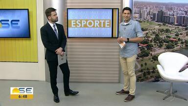 Veja os destaques do esporte com Felipe de Pádua - Veja os destaques do esporte com Felipe de Pádua.