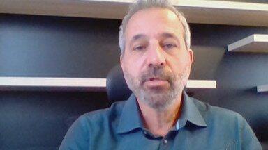 Secretário de Desenvolvimento Econômico de Suzano fala sobre vagas de emprego - André Loducca destaca vagas temporárias para o fim do ano. Ao todo são 164 oportunidades.