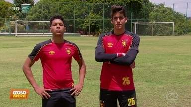 Sport inicia preparação para Copa São Paulo de Futebol Júnior - Sport inicia preparação para Copa São Paulo de Futebol Júnior