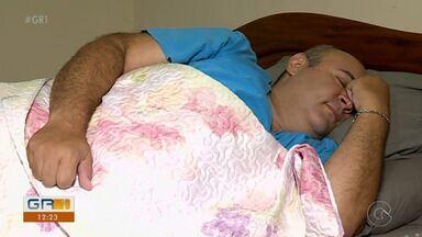 Neurologista esclarece dúvidas sobre causas e tratamentos de distúrbios do sono - Conheça as dificuldades de quem sofre com narcolepsia, uma doença que provoca sono em excesso. E quem dorme de menos com a indesejável insônia.