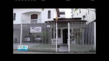 Terceirizados do SAAE passam mal após lanche e são levados para hospital - Cerca de 15 pessoas precisaram de atendimento médico em Governador Valadares.