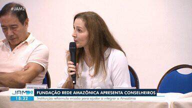 Fundação Rede Amazônica apresenta conselheiros - Solenidade aconteceu nesta quarta-feira (11).