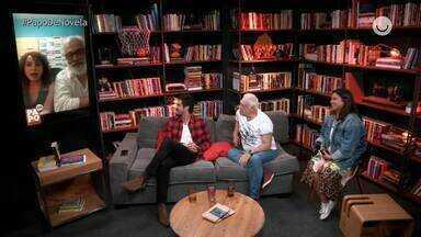 Biblioteca do Fagundes é maior que a do Alberto, sabiam? - Confita