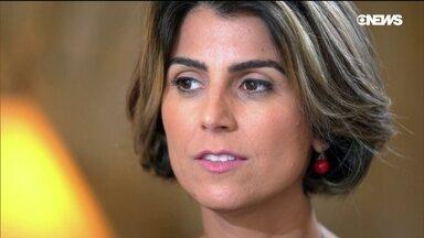Manuela D'Ávila e a luta contra as fake news e milícias digitais