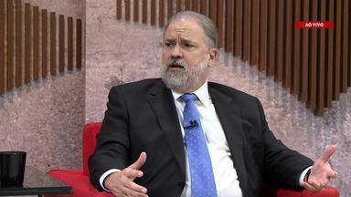Augusto Aras e o combate à corrupção