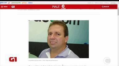 Ex-prefeito de Sebastião Leal é preso por corrupção ativa, desvio e lavagemde dinheiro - Ex-prefeito de Sebastião Leal é preso por corrupção ativa, desvio e lavagemde dinheiro