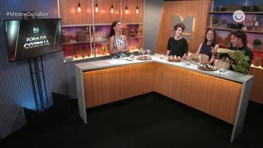 'Fora da Cozinha' Veja a íntegra do programa web do dia 12 de dezembro - Maria Joana e convidados no programa 'Fora da Cozinha'