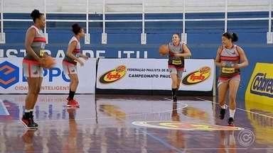 Campinas e Ituano se enfrentam na decisão do Campeonato Paulista Feminino de Basquete - Campinas e Ituano se enfrentam na decisão do Campeonato Paulista Feminino de Basquete.