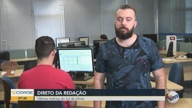 Confira as últimas notícias do Sul de MG com Diego Lima - Confira as últimas notícias do Sul de MG com Diego Lima
