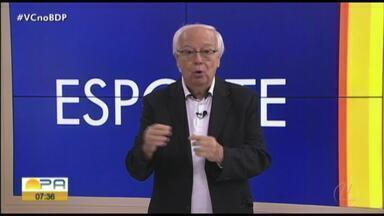 Ivo Amaral comenta os destaques do esporte paraense nesta sexta-feira (13) - Ivo Amaral comenta os destaques do esporte paraense nesta sexta-feira (13)