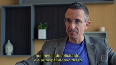 Brasil piora índices de felicidade devido às relações virtuais, segundo especialista - Tal Ben-Shahar fala sobre a ciência da felicidade