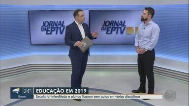 Secretário de Educação de Ribeirão Preto comenta sobre ações do setor - Felipe Elias Miguel diz o que vem sendo feito para melhorar a qualidade do serviço.