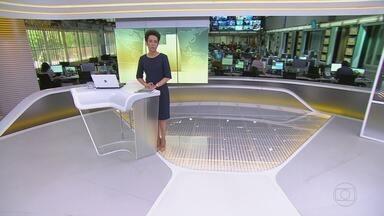 Jornal Hoje - Edição de sábado, 14/12/2019 - Os destaques do dia no Brasil e no mundo, com apresentação de Maria Júlia Coutinho.
