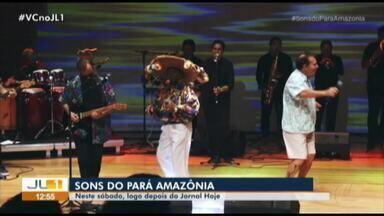 Segunda parte do programa Sons do Pará - Amazônia é exibida na TV Liberal - Segunda parte do programa Sons do Pará - Amazônia é exibida na TV Liberal