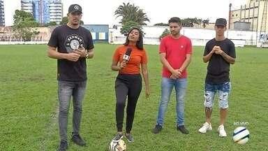 Jogo solidário agita Dourados neste domingo - Ferreira, atacante do Grêmio e João Paulo, goleiro do Santos, são algumas das atrações da partida