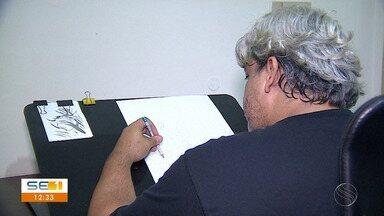 Salas de estar de casas em Aracaju viram estúdios de revistas em quadrinhos - Salas de estar de casas em Aracaju viram estúdios de revistas em quadrinhos.