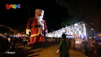 Confira a programação de Natal em São Luís - Programa deste sábado (14) mostrou a programação de Natal do governo do estado do Maranhão que está acontecendo durante este mês de dezembro na região do Centro Histórico da capital.