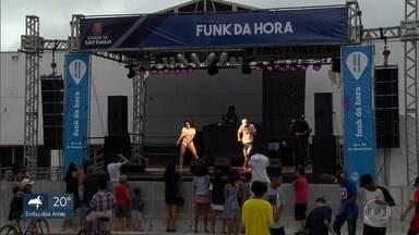 Festival 'Funk da Hora' tem Tati Quebra Barraco e MC Carol neste domingo - Festival acontece pela primeira vez em Cidade Tiradentes, zona leste da capital.