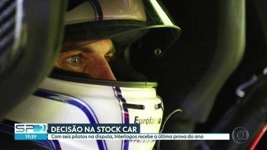 São Paulo recebe a última e decisiva corrida da Stock Car - Pilotos paulistas estão na disputa pelo título. Corrida é no domingo no Autódromo de Interlagos