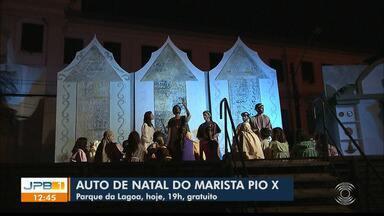 Qual é a boa? - Confira as principais atrações culturais do fim de semana em Campina Grande e em João Pessoa.