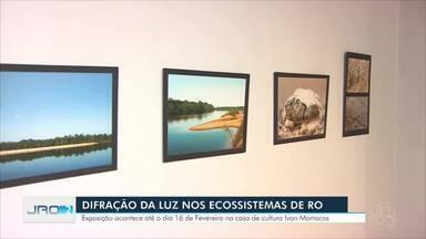"""Exposição fotográfica mostra as belezas da região amazônica - """"A Difração da Luz nos Ecossistemas Florestais de Rondônia"""" pode ser vista no Ivan Marrocos, em Porto Velho."""