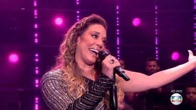 "Helga Nemetik canta ""When You Believe"" - Helga impressiona plateia e especialistas. Confira como ficou o placar"