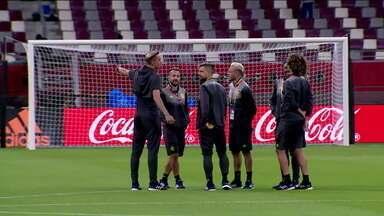 Ao Vivo Siga O Dia A Dia Do Flamengo Globoesporte