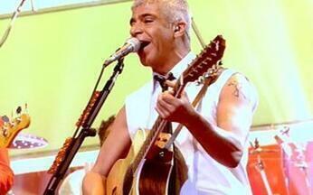 A Cura - Lulu Santos - Este grande sucesso de Lulu Santos é interpretado pelo próprio no Som Brasil em sua homenagem.