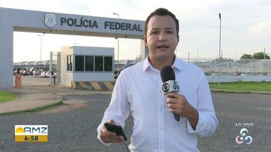 Polícia Federal realiza a 3ª fase da operação Assucena - O objetivo é prender quadrilha que teria desviado mais de 6 milhões de reais da Caixa Econômica Federal