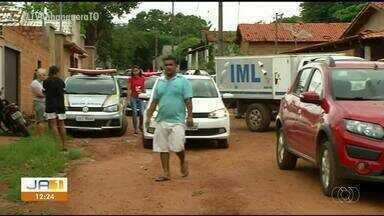 Menina de um ano morre após ser atropelada por caminhão em Araguaína - Menina de um ano morre após ser atropelada por caminhão em Araguaína