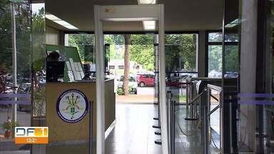 Ex-ouvidor é suspeito de apagar arquivos sigilosos da Secretaria de Segurança - Caso vai ser investigado pelo Ministério Público.