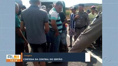 Ex-vereador de Canapi é assassinado a tiros - Tonho Prefeitinho foi morto enquanto fazia atividade física.