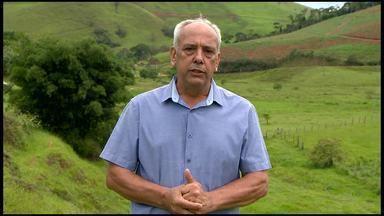 Parceiro do Jornal do Campo dá depoimento sobre os 40 anos do programa - Alciro Lazzarini é coordenador do Incaper e já participou do programa várias vezes.