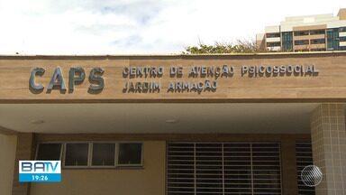 Novo Caps começa a funcionar no bairro de Armação, em Salvador, a partir de quarta (18) - A unidade é especializada no tratamento de pessoas com transtornos psicológicos graves e persistentes.
