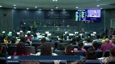 Votação do Plano Diretor de Teresina é adiada na Câmara de Vereadores - Votação do Plano Diretor de Teresina é adiada na Câmara de Vereadores