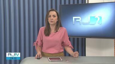 Veja a íntegra do RJ2 desta terça-feira, dia 17/12/2019 - Andresa Alcoforado traz as principais notícias do Norte Fluminense.