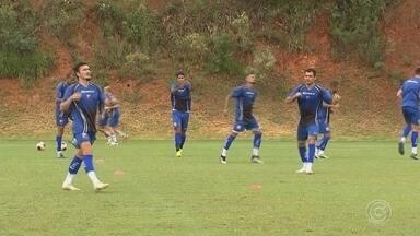Ituano apresenta novidades de olho no Campeonato Paulista - Clube anunciou o atacante Keké e o retorno de jogadores que estavam emprestados