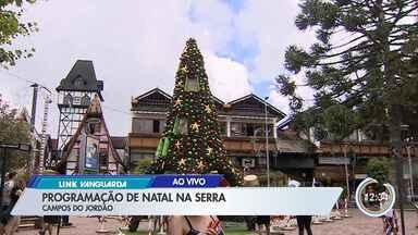 Serra da Mantiqueira tem programação especial de Natal - Atividades são gratuitas.