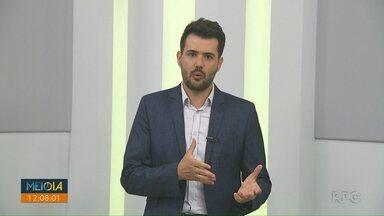 Vereadora de Palmas Célia Paim, do PR, não usou diárias da Câmara - Em reportagem exibida no Meio-Dia Paraná informamos que todos os vereadores usaram o dinheiro de diárias da Câmara de Vereadores de Palmas.
