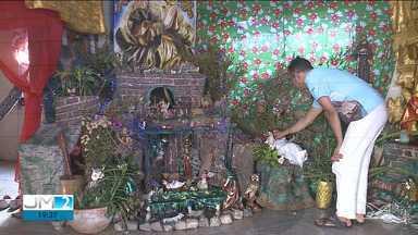 Presépios chamam a atenção em São Luís - Cheios de simbolismo, eles chamam a atenção pela beleza, representam a fé e reforçam o sentido do natal.