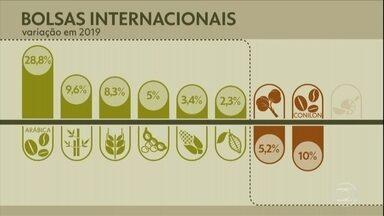 Acompanhe a variação de preço dos principais produtos agrícolas nas bolsas internacionais - Acompanhe a variação de preço dos principais produtos agrícolas nas bolsas internacionais