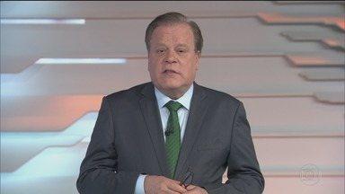 Bom dia Brasil - Edição de segunda-feira, 30/12/2019 - O telejornal, com apresentação de Chico Pinheiro e Ana Paula Araújo, exibe as primeiras notícias do dia no Brasil e no mundo e repercute os fatos mais relevantes.