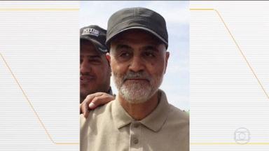 Ataque aéreo dos EUA em Bagdá mata principal general iraniano - O bombardeio que matou o general Qassem Soleimani foi ordenado pelo presidente Donald Trump, e aconteceu em meio a uma escalada de tensões entre o Irã e os Estados Unidos.