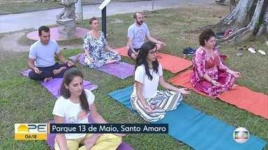 Meditação: atividade alivia as tensões do dia a dia - Professora explica como entrar em contato com a cosciência e relaxar.