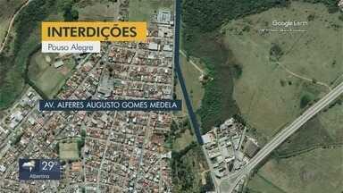 Suzana Siega atualiza as notícias do trânsito no Sul de MG - Acidentes deixaram motoristas feridos na região