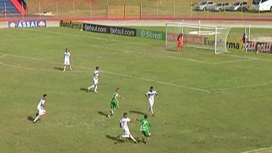 Chapecoense e São Raimundo-RR empatam sem gols na Copa SP - Times fizeram jogo de poucas inspirações e não saíram do 0 a 0.