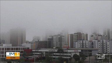 Região Metropolitana de São Luís amanhece coberta por nevoeiro - Clima frio e denso pegou muita gente de surpresa.