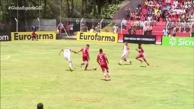 Vila Nova é goleado e está eliminado da Copa São Paulo - Atlético-GO empate e precisa ganhar o último jogo
