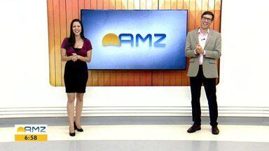 Assista à íntegra do Bom dia Amazônia desta terça-feira (7) - Assista à íntegra do Bom dia Amazônia desta terça-feira (7)